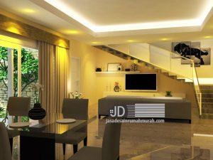 jasa arsitek Desain interior Ruang Keluarga