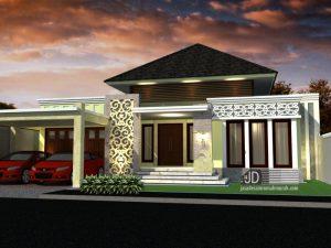 Jasa Arsitek Rumah Bali Modern