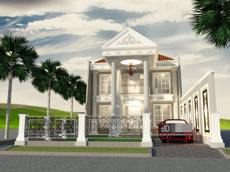 Jasa Desain Rumah Minimalis Jawa Klasik Di Depok Ibu Judith Kristi