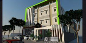 Desain Aparkost Bapak Erzon di Bandung