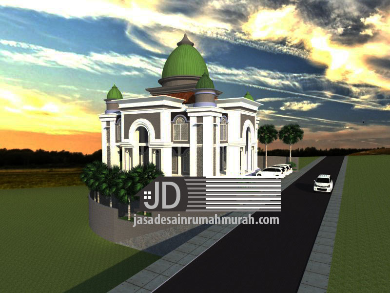 jasa-desain masjid