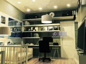 Desain Interior Ruang Kerja-ruang kelurga