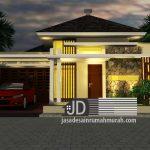 Desain Rumah Ibu Ratna di Singosari Malang
