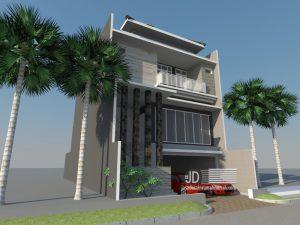 desain rumah MODERN- mewah