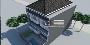 desain rumah MODERN mewah