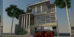 desain rumah minimalis tropis