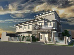 design rumah kos