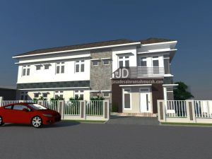 jasa arsitek rumah kos kosan