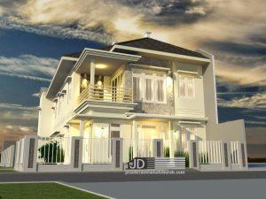 jasa desain rumah kos