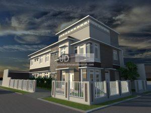 jasa-desain rumah kos