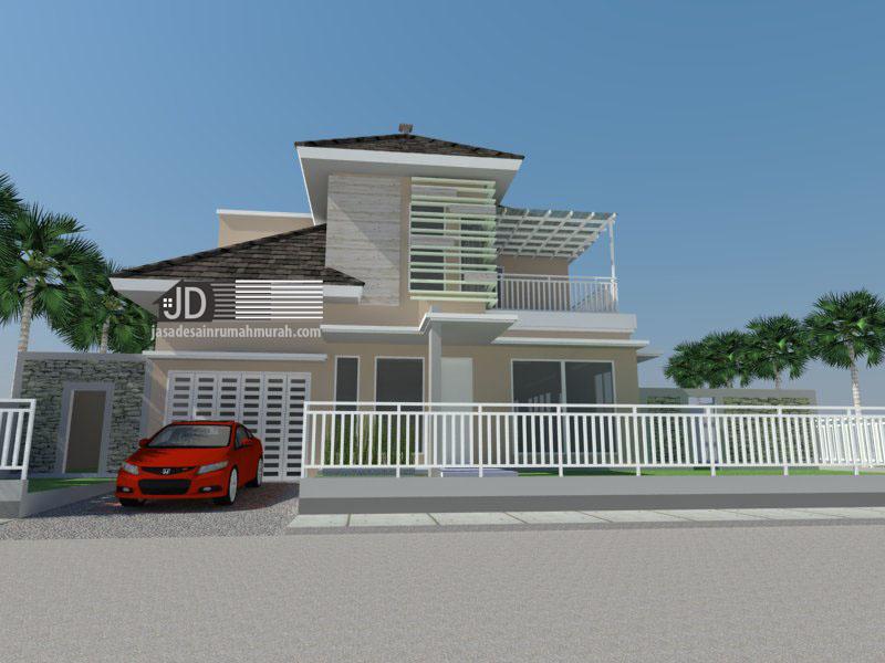 jasa desain rumah murah