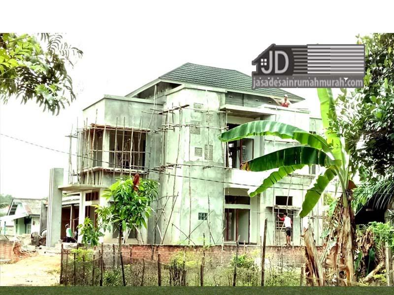 Rumah Bapak Hadi di Bengkulu