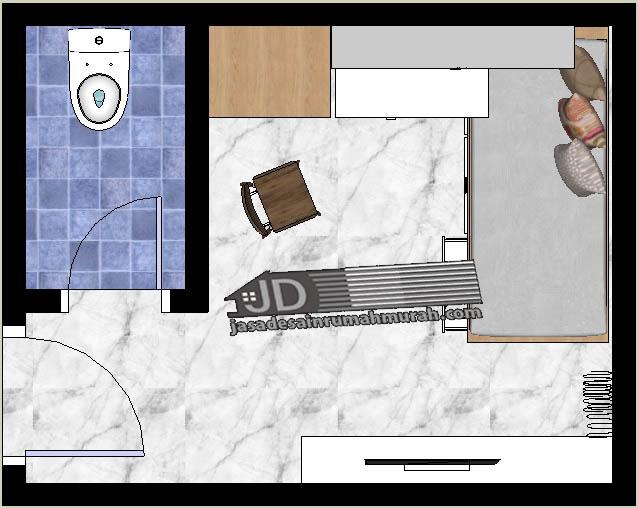 desain interior kamar 3