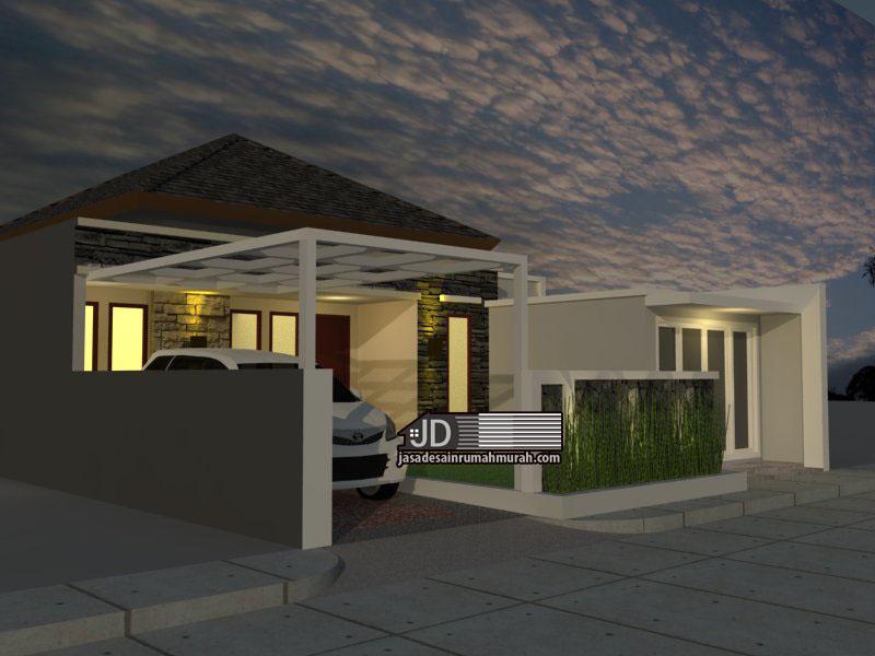 Desain Rumah Mewah Eropa 1 Lantai  desain rumah minimalis mewah 1 lantai archives rumah