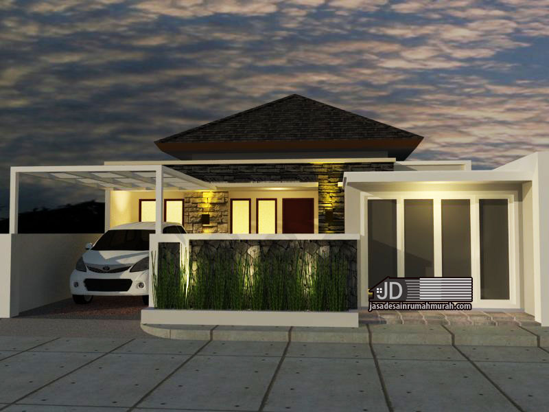 galery karya jasa desain rumah mewah murah jasa arsitek