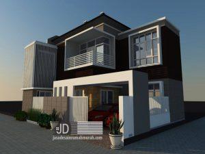 Desain Rumah Bapak Blasius Fernandes di Bekasi,