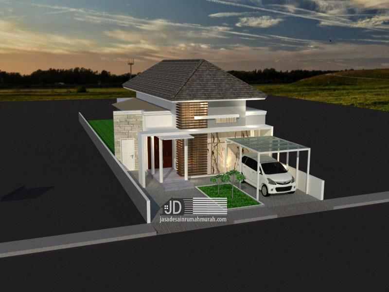 desain rumah mminimalis modern