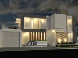 Jasa Desain Rumah Modern Minimalis
