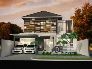 Desain Rumah Bapak Iskandar Di Jakarta