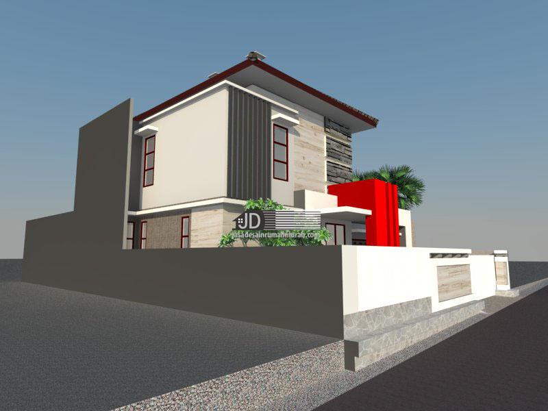 jasa Desain rumah minimalis modern