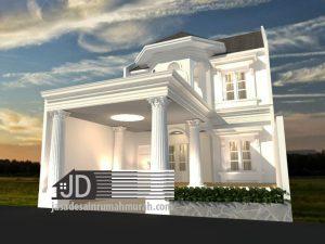Desain Rumah Bapak Abdul Muis di Tangerang