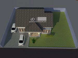 desain gambar rumah minimalis sederhana di jakarta