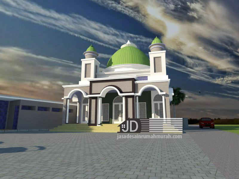 jasa arsitek masjid murah