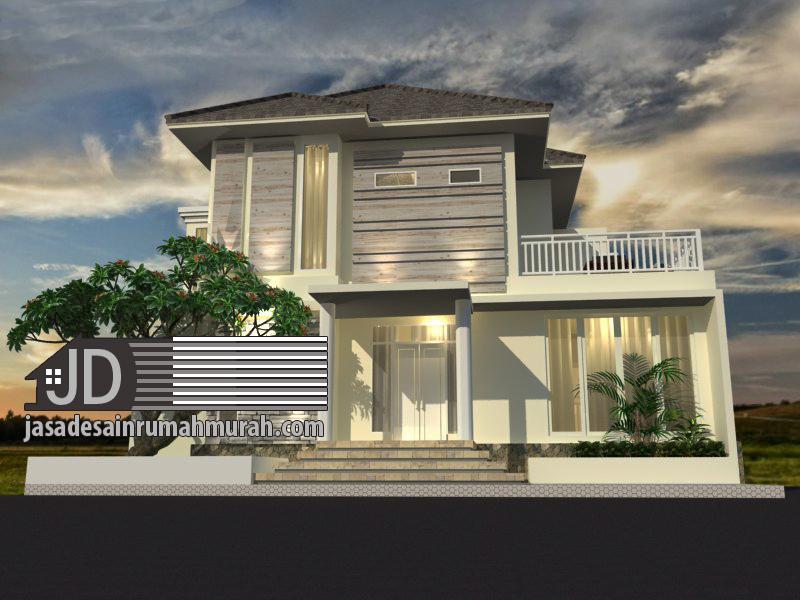 jasa arsitek rumah modern tropis mewah 1