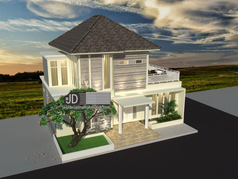 jasa arsitek rumah modern tropis mewah 3