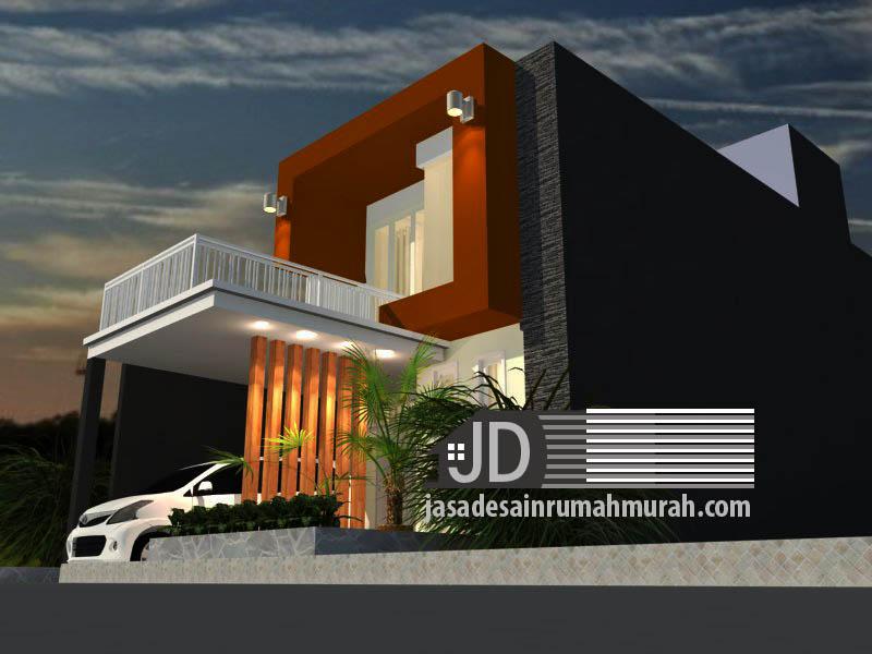 jasa arsitek rumah modrtn minimalis