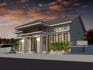 arsitek gambar rumah murah jakarta