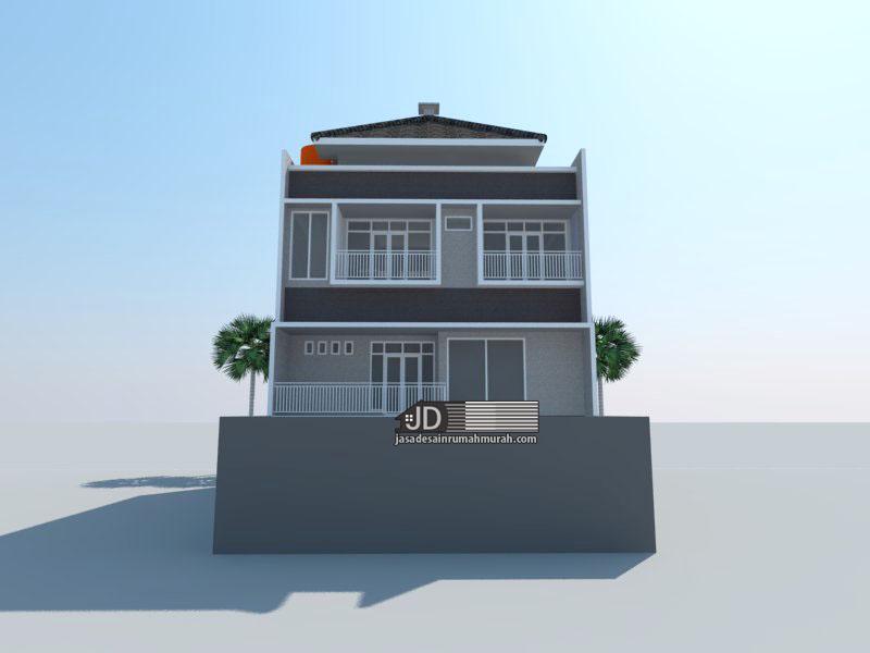desain rumah mewah elegant