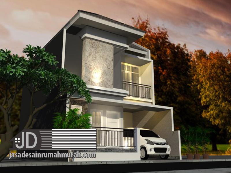 jasa arsitek rumah modern tropis