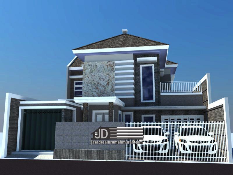 Desain rumah elegant