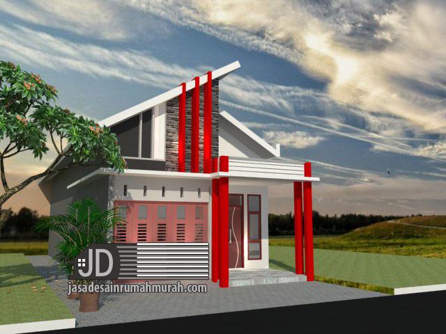 Jasa Desain Rumah Sederhana Bapak Sutopo Di Waru Surabaya