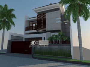 Jasa Desain Rumah Modern Mewah Minimalis Ibu Santi Di Papua