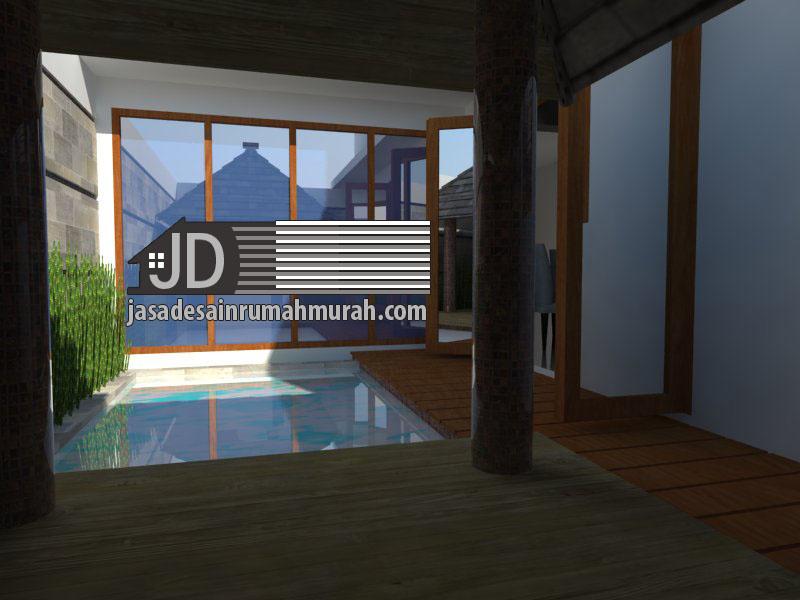 desain rumah modern elegant 1