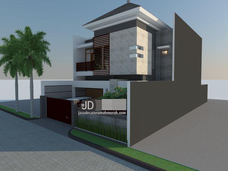 desain rumah modern elegant 3