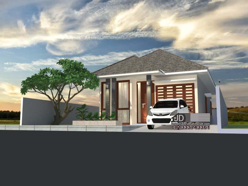 desain rumah sederhana elegant