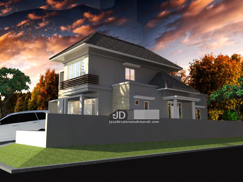 Design rumah elegant