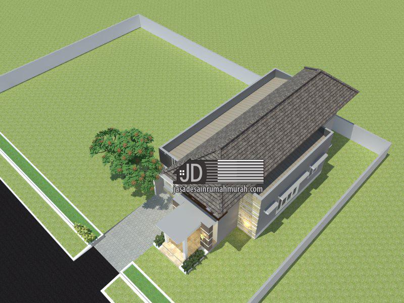 desain rumah modern elegant