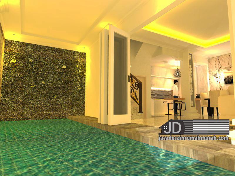 desain interior kolam renang