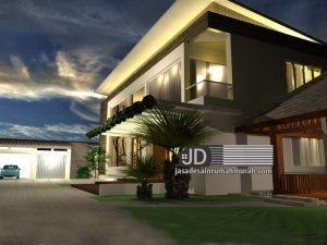 Desain Rumah Bapak Luis Martins Di Timor Leste