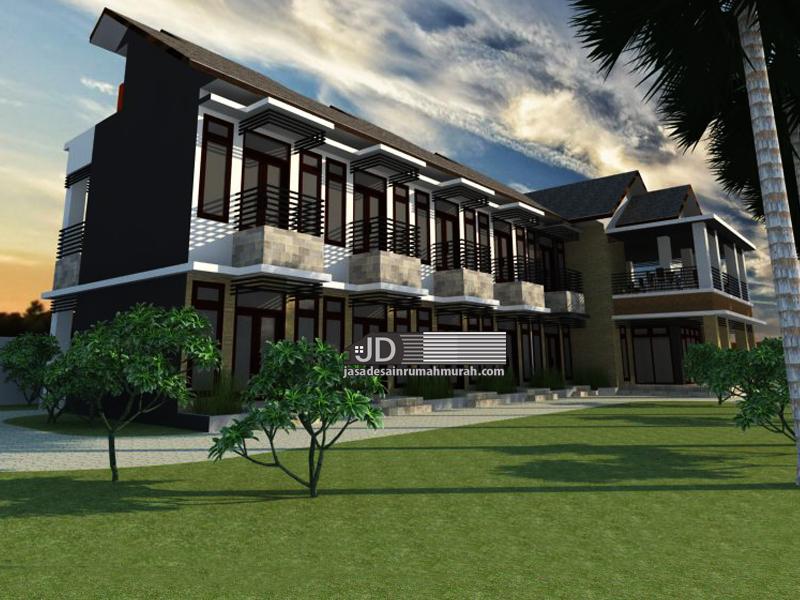 jasa desain hotel