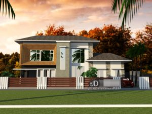 Desain Rumah Bapak Gilang Andika di Bekasi