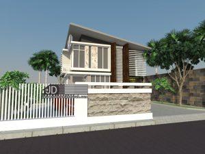 Desain Kantor Bapak Sigit Di Samarinda