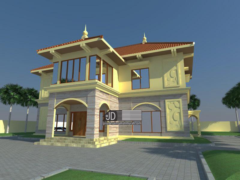 jasa arsitek rumah mewah elegant