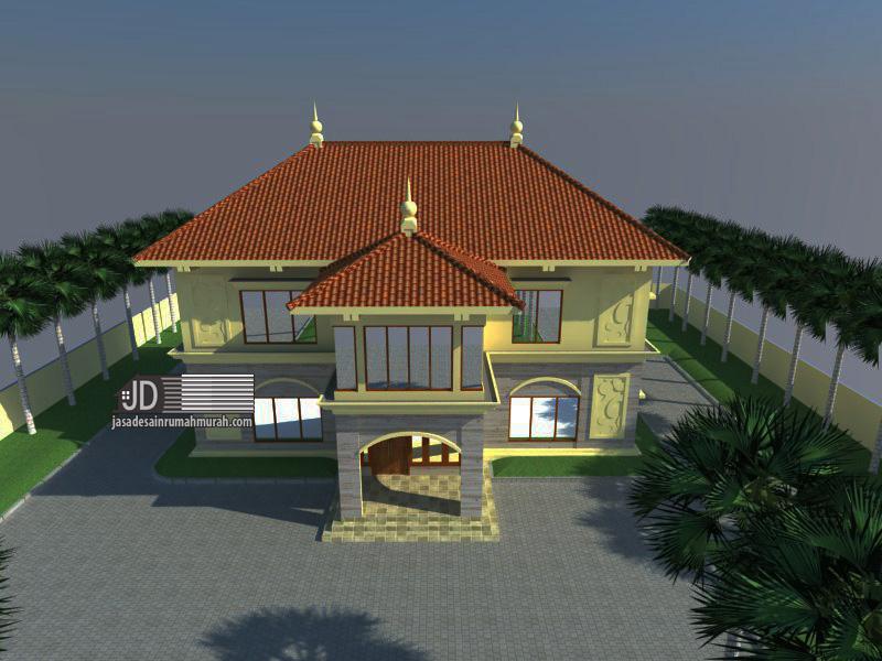 jasa desain rumah portugis
