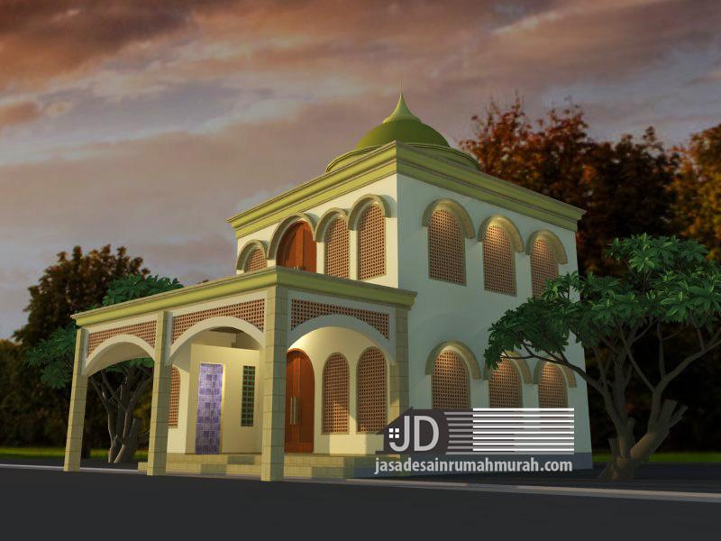 Jasa arsitek masjid