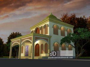 Jasa Desain Mushollah Nurul Iman di jakarta